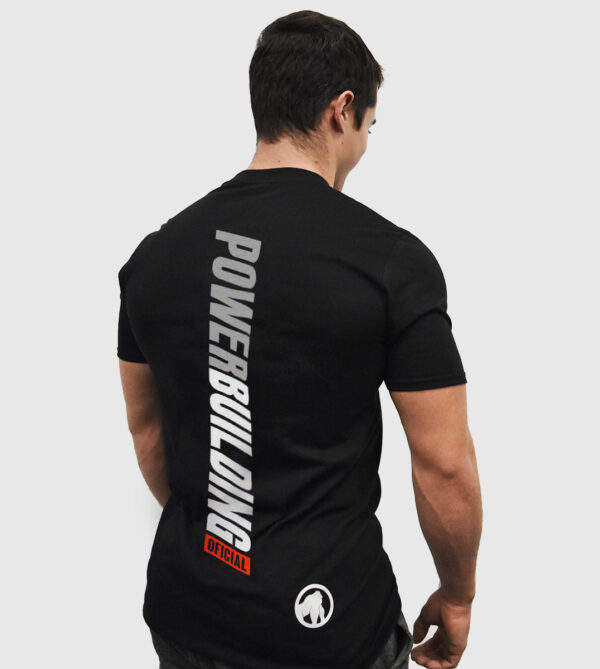 camiseta powerbuilding