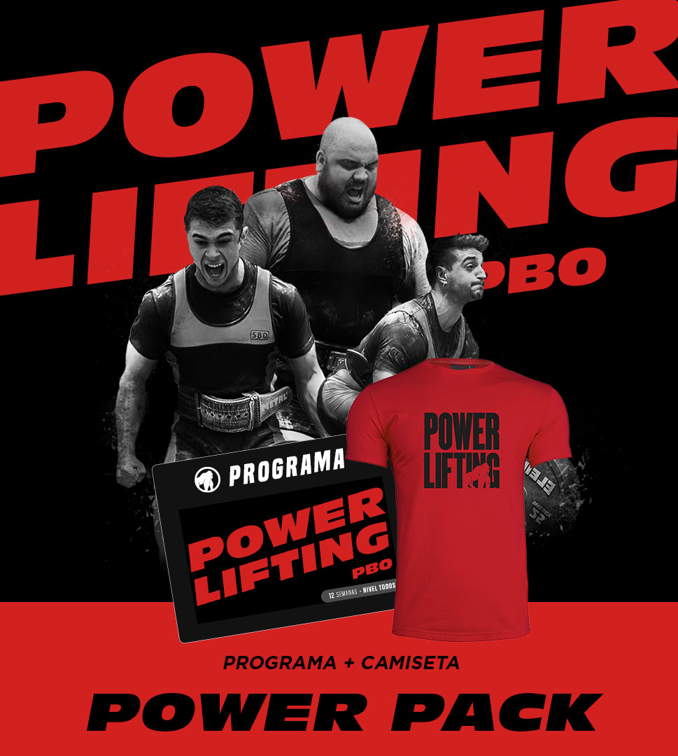 POWER PACK – POWERLIFTING