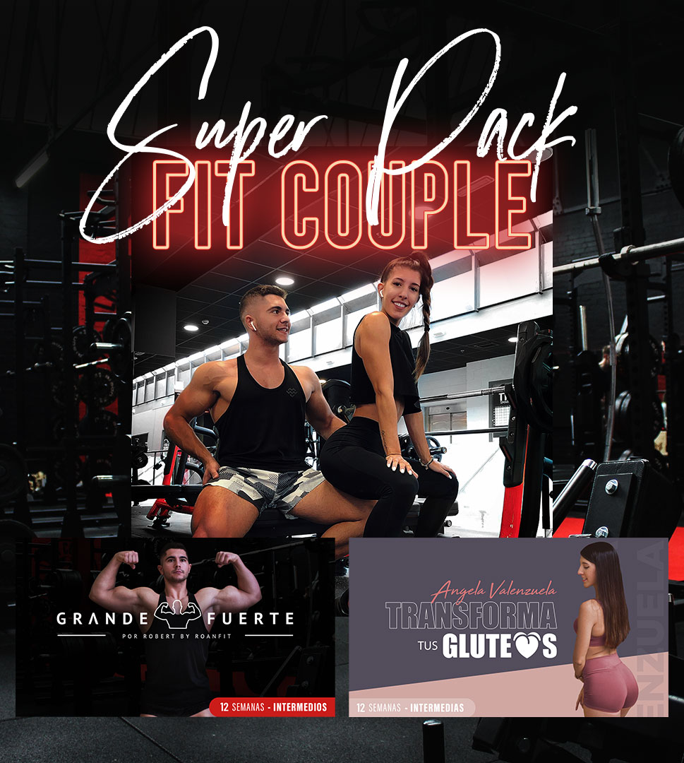 FIT COUPLE – SUPER PACK