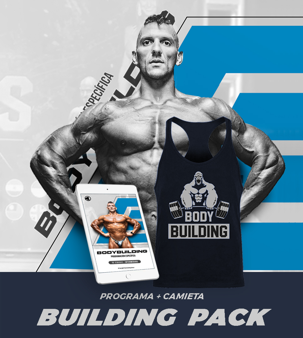 BUILDING PACK – BODYBUILDING
