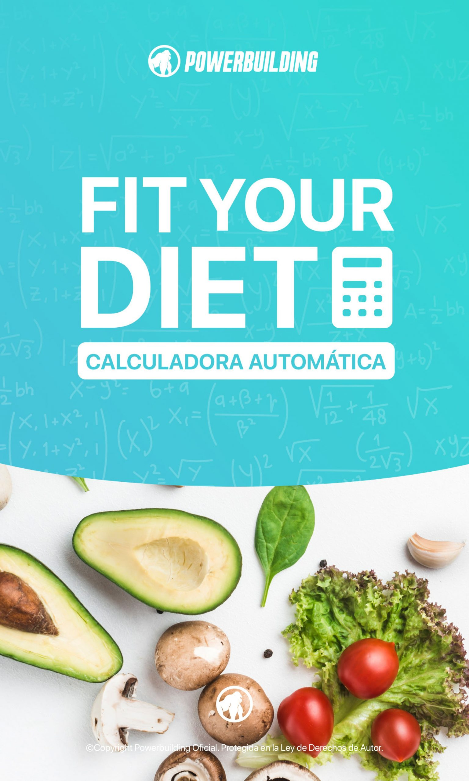 FIT YOUR DIET – Calculadora